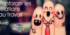 Relations au travail synergie creactive